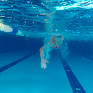 Swim Analysis and Stroke Correction