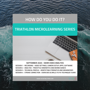 Microlearning series – swim video analysis
